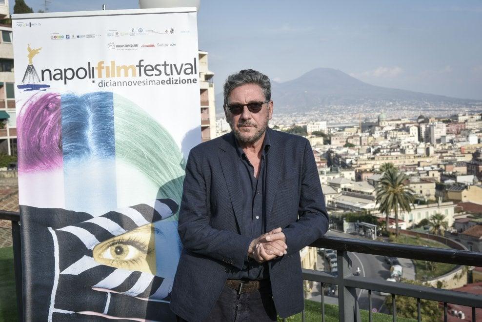 Sergio Castellitto ospite del Napoli Film Festival