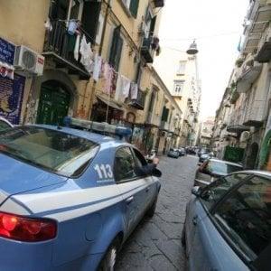 Napoli, banda di topi d'appartamento sgominata dalla polizia