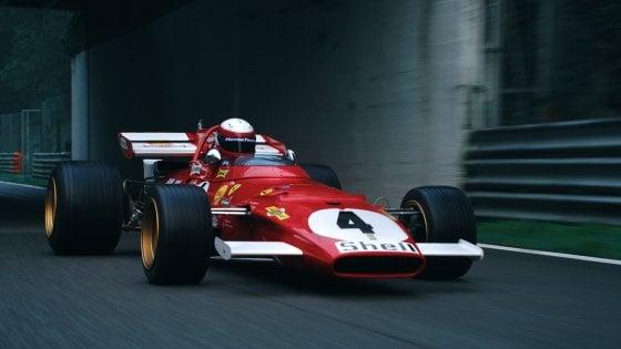 Un film sulla mitica Ferrari 312B