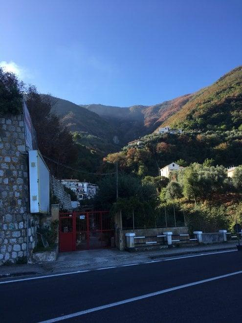 Castellammare, spunta una casa sul greto del rivo Pozzano - 1 di 1 ...