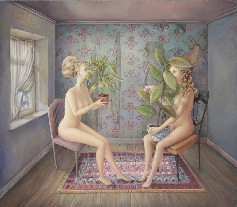 """""""Un'altra realtà"""", arte visionaria al Castel dell'Ovo"""