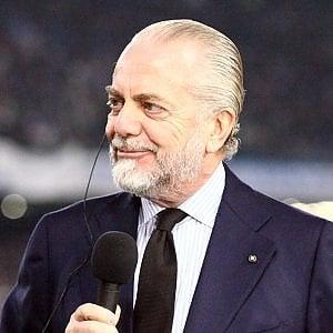 """De Laurentiis: """"Il mio Napoli con Sarri, insieme per molti anni ci divertiremo ancora"""""""