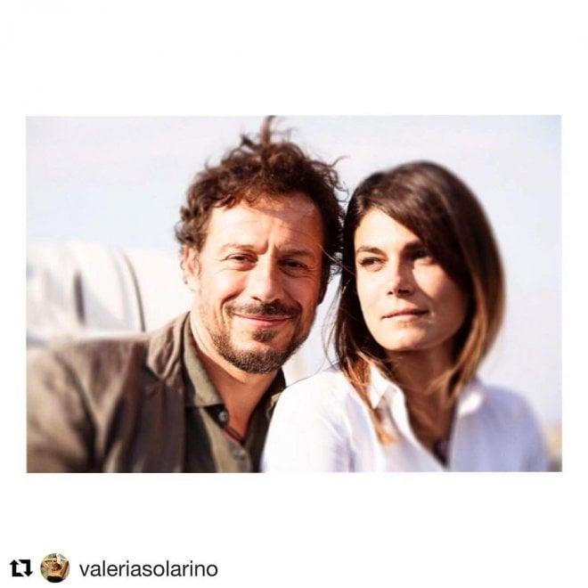 "Gabriele Muccino, nuove cartoline dal set ischitano di ""A casa tutti bene"""