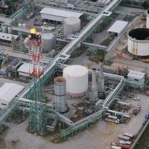 Potenza , sostanze pericolose al pozzo Costa Molina 2 del Centro Oli di Viggiano
