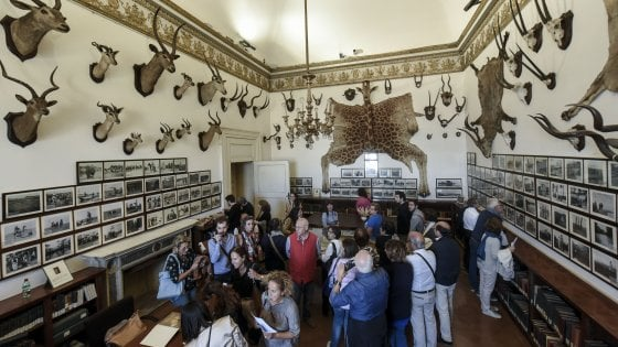 Boom di presenze a Palazzo Reale per la domenica delle famiglie