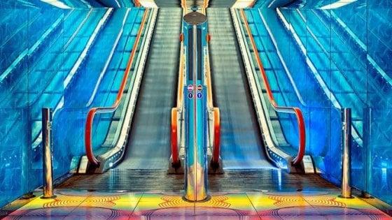 """Delrio: """"La metro di Napoli sarà la più bella del mondo"""""""