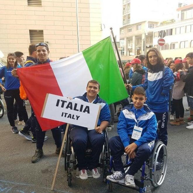 Europei paralimpici, due giovani napoletani nell'equipaggio dell'Italia