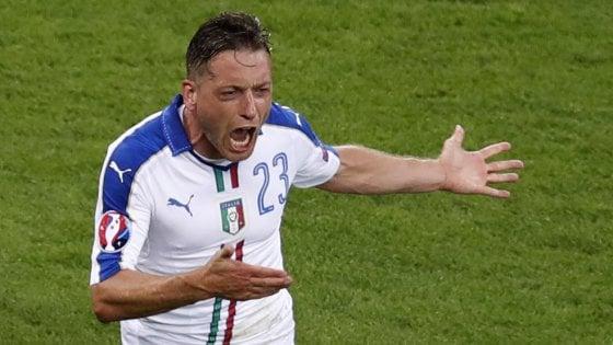 """Giaccherini: """"Non vogliamo fermarci adesso. L'obiettivo è vincere pure contro la Roma"""""""