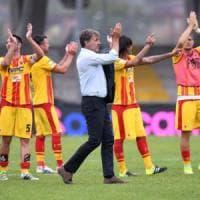 """Baroni carica il Benevento: """"A Verona senza paura"""""""