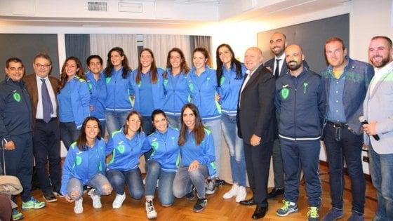 Volley, comincia l'avventura della Lp Pharm Napoli
