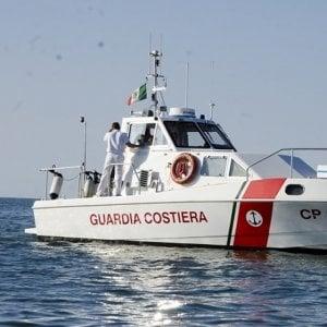 Pesca illegale al Banco di Santa Croce, multato peschereccio