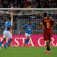 Napoli primo in Europa: la squadra Sarri ha vinto più di tutte