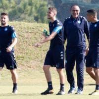 Manchester City-Napoli: ecco i 22 convocati di Sarri. Probabile turnover in mediana