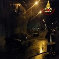 Incendiata l'auto di un ex assessore, è giallo in Irpinia