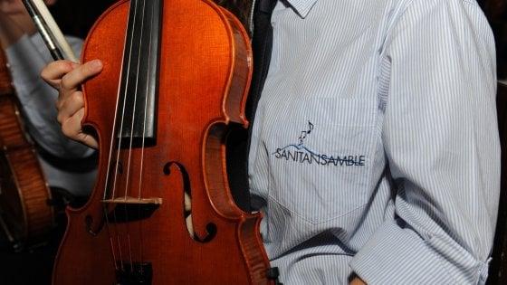 Nuovo direttivo per l'orchestra giovanile Sanitansable