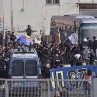 G7 a Ischia, gli  antagonisti rientrano a Napoli