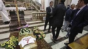 Addio Peppiniello: l'ultimo saluto a Giuseppe Massa