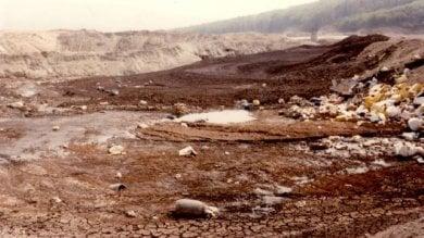 Tornano le fumarole  nell'ex discarica di Pianura