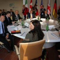 G7  Ischia, firmato l' accordo per scambio di dati sulle impronte digitali