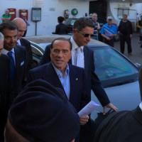 Berlusconi a Capri: