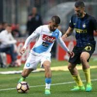 Napoli-Inter, che galanteria. Spalletti:
