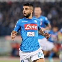 Insigne convocato, forse stasera in campo per Napoli-Inter