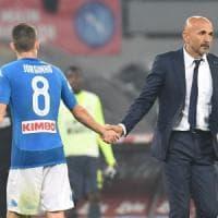 Il Napoli si ferma al San Paolo contro una buona Inter: finisce 0-0