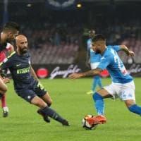 Tradito dalla passione per il calcio: latitante preso mentre guarda Napoli-Inter