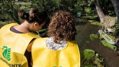 Legambiente, parte Goletta dei fiumi: