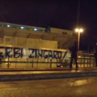 Striscione razzista contro De Zerbi, alta tensione a Benevento