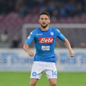 Mertens ora mette nel mirino Higuain e i suoi gol a Napoli