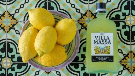 Il limoncello Sorrento diventa spagnolo, acquisita Villa Massa
