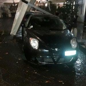 Maltempo: allagata la galleria di Varano, nessun ferito