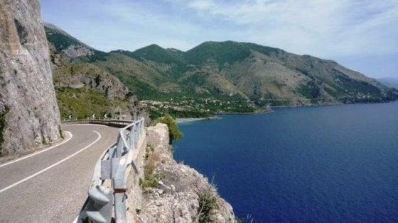 Maratea, polemica sulla chiusura della strada statale 18 Tirrena Inferiore