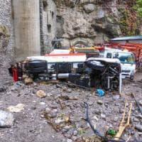 Maltempo: danni in Campania, frane e ordinanze di sgombero. Il sindaco di Positano: