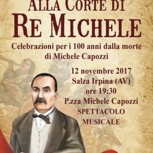 """Avellino, a Salza Irpina l'ultimo appuntamento con """"Alla Corte di Re Michele"""""""