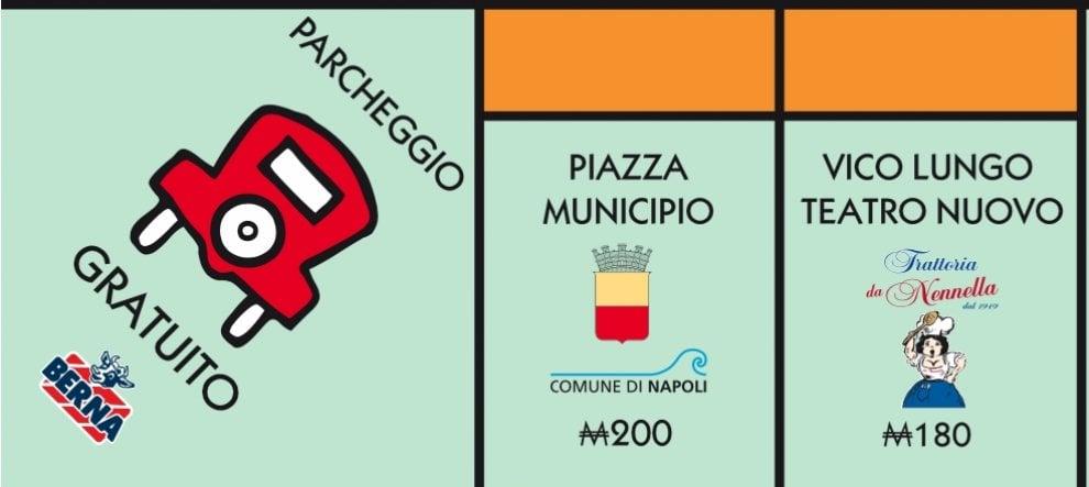 Mappa monopoli gioco