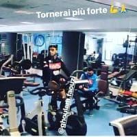 Napoli, domenica di lavoro per  Ghoulam: si è allenato con Rafael. E su