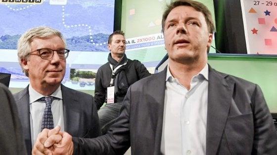 """Pd, Renzi: """"Ho chiesto a Paolo Siani di candidarsi con noi"""""""