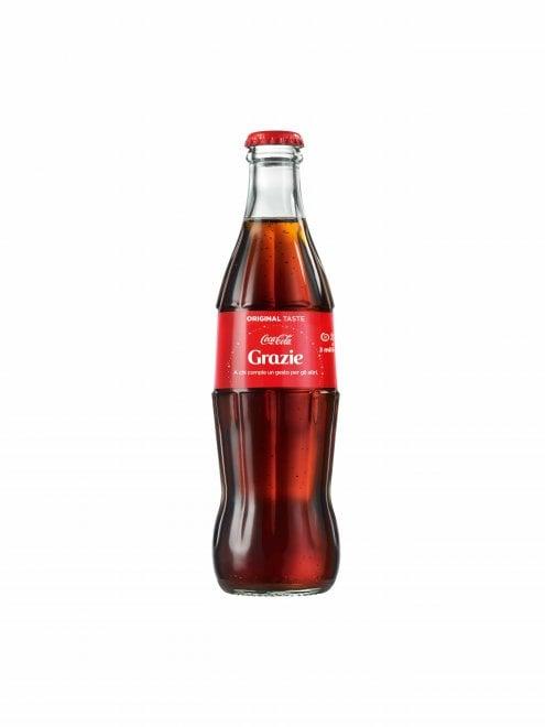 E' campano il Natale di Coca Cola