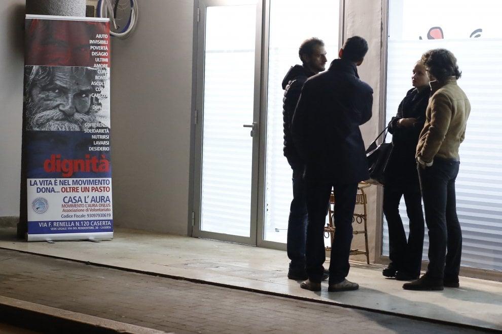 """Inaugurata a Caserta """"Casa l'Aura"""", un centro di accoglienza e assistenza per senzatetto e indigenti"""