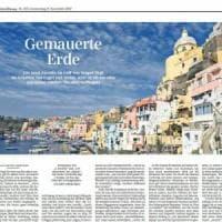 """Il """"Suddeutsche Zeitung"""" esalta Procida"""
