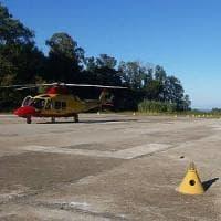 Niente più elicottero di notte, allarme sanitario a Capri