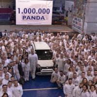 Prodotta a Pomigliano la milionesima Panda