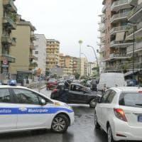 Napoli-Milan, cortei e cantieri: 130 vigili in strada per un sabato di caos