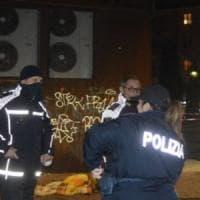 Molotov contro il rifugio di un clochard ad Avellino: ustionato un senzatetto