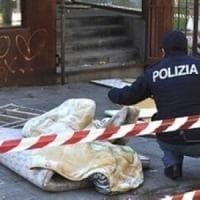 'Sfida' tra minorenni: a fuoco il ricovero di un clochard ad Avellino