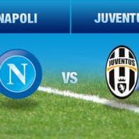 Napoli-Juventus: mercoledì alle 14 comincia la prevendita per il big match
