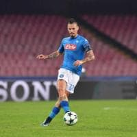 Napoli, Hamsik crede nella qualificazione agli ottavi di Champions: