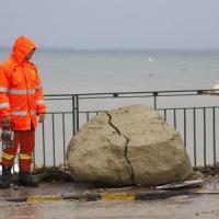 """I """"piedi d'argilla"""" della Campania: rischio idrogeologico nel 72% dei comuni"""